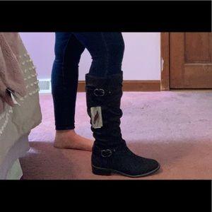 Sonoma Shoes - Black riding boots!